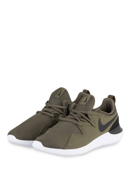 Nike Sneaker TESSEN, Farbe: OLIV/ SCHWARZ (Bild 1)