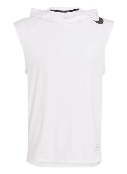 Nike Laufshirt RUN DIVISION, Farbe: WEISS (Bild 1)