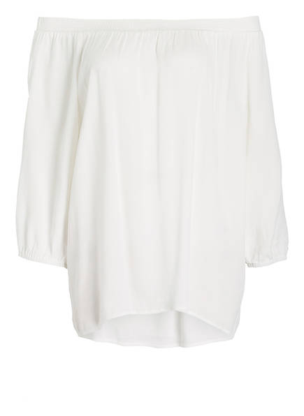 FREEQUENT Off-Shoulder Bluse, Farbe: OFFWHITE (Bild 1)