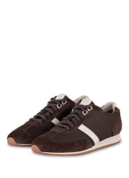 BOSS Sneaker ORLAND, Farbe: DUNKELBRAUN (Bild 1)