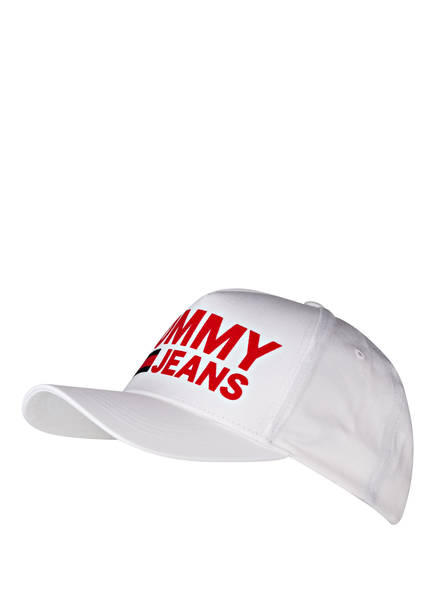 TOMMY JEANS Cap, Farbe: WEISS (Bild 1)