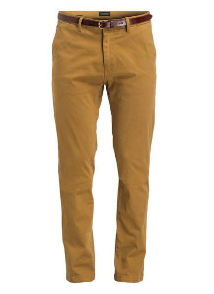 SCOTCH & SODA Chino STUART Regular Slim Fit, Farbe: HELLBRAUN (Bild 1)