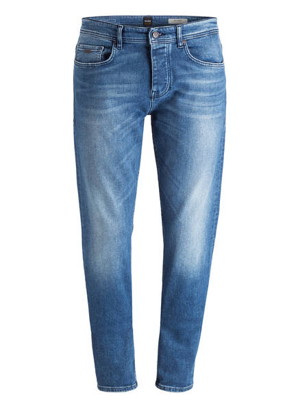 BOSS Jeans TABER Tapered Fit, Farbe: BRIGHT BLUE (Bild 1)