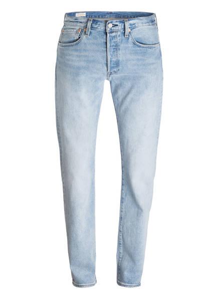 cbd747cd2e28 Levi s® Jeans 501 Regular Fit, Farbe 2721 FAUXHAWK LIGHT BLUE (Bild ...