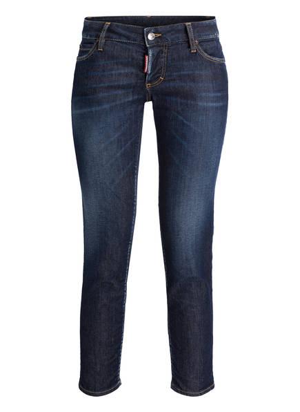 DSQUARED2 7/8-Jeans JENNIFER , Farbe: DONE DEAL DARK WASH BLUE (Bild 1)
