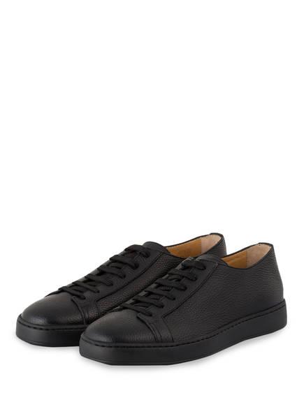 Santoni Sneaker, Farbe: SCHWARZ (Bild 1)