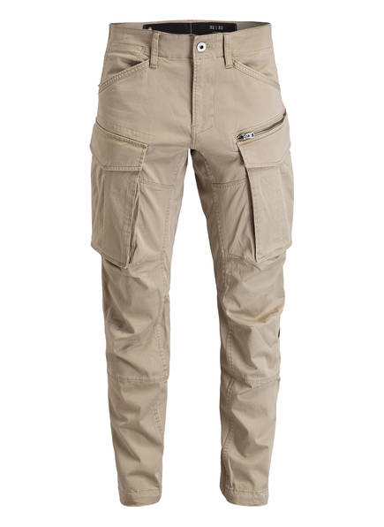 G-Star RAW Cargohose ROVIC Tapered Fit, Farbe: BEIGE (Bild 1)