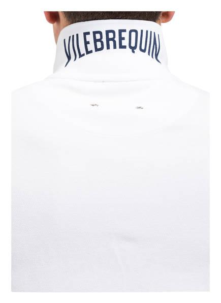 Fit poloshirt Vilebrequin Weiss Regular Piqué AfnFUUxc1W