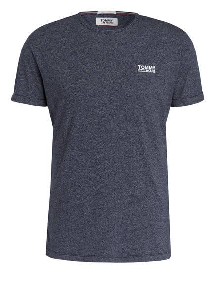 TOMMY JEANS T-Shirt , Farbe: DUNKELBLAU MELIERT (Bild 1)
