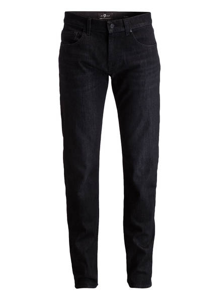 7 for all mankind Jeans SLIMMY Slim Fit, Farbe: PS WASHED BLACK (Bild 1)