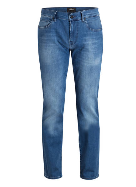 7 for all mankind Jeans SLIMMY Slim Fit, Farbe: MID BLUE (Bild 1)