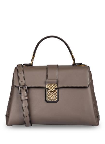 BOTTEGA VENETA Handtasche MEDIUM PIAZZA, Farbe: STEEL NEW (Bild 1)