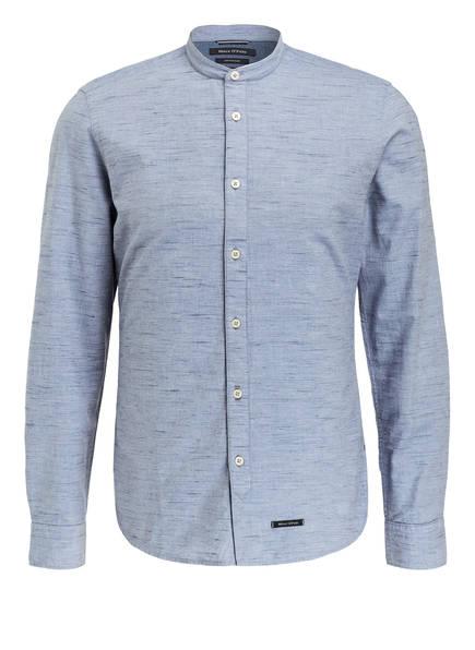 hemd shaped fit mit stehkragen von marc o\u0027polo bei breuninger kaufen  marc o\u0027polo hemd shaped fit mit stehkragen, farbe hellblau (bild