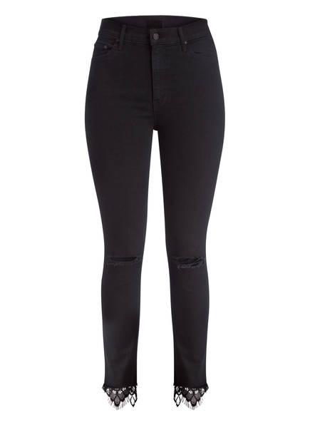MOTHER Skinny-Jeans FRAY, Farbe: BLACK SHEEP (Bild 1)