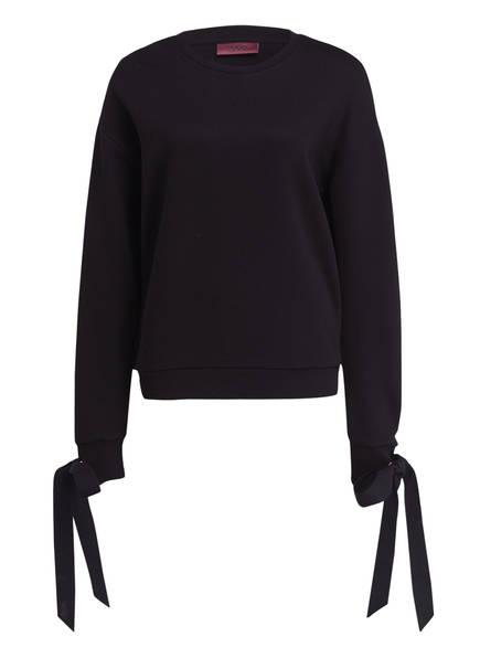 HUGO Sweatshirt NEWIA, Farbe: SCHWARZ (Bild 1)