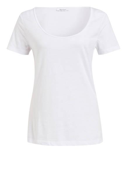 SAMSØE & SAMSØE T-Shirt NOBEL, Farbe: WEISS (Bild 1)