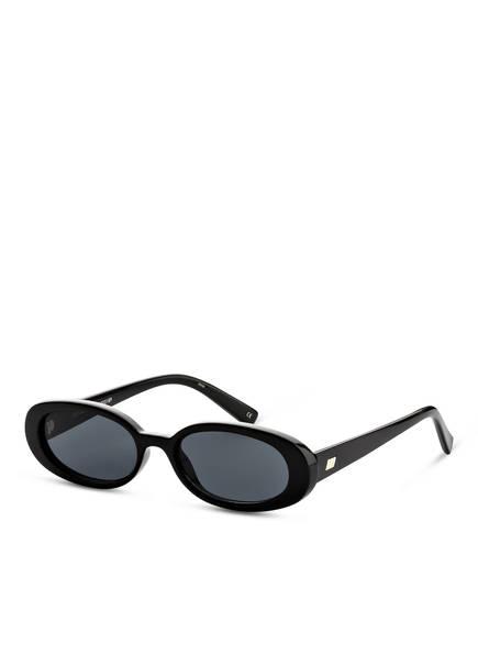 Le Specs Sonnenbrille OUTTA LOVE, Farbe: SCHWARZ/ GRAU (Bild 1)