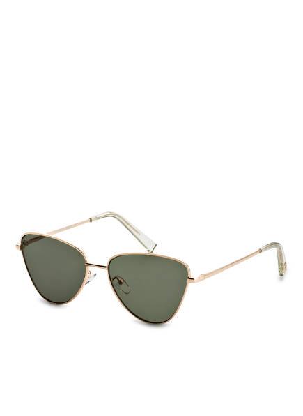Le Specs Sonnenbrille ECHO, Farbe: GOLD/KHAKI  (Bild 1)