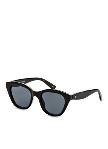Le Specs Sonnenbrille WANNABAE, Farbe: SCHWARZ/ GRAU (Bild 1)