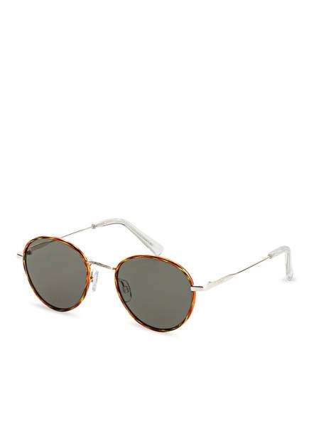 Le Specs Sonnenbrille ZEPHYR DEUX, Farbe: TORTOISE GOLD/ KHAKI  (Bild 1)