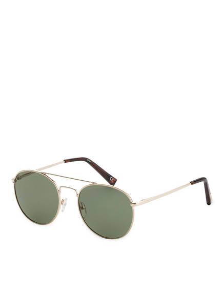 Le Specs Sonnenbrille REVOLUTION, Farbe: GOLD/ KHAKI POLARISIERT (Bild 1)