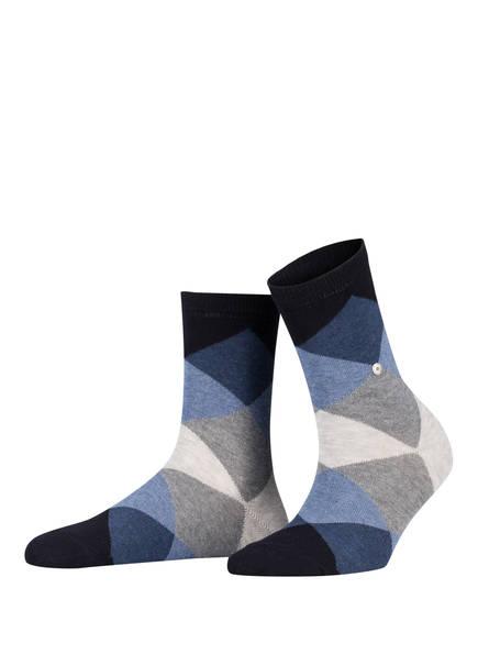 Burlington Socken BONNIE, Farbe: 6376 DARK NAVY (Bild 1)