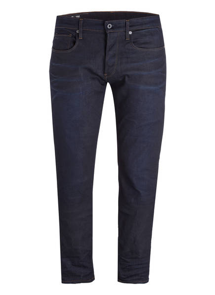 G-Star RAW Jeans 3301 Tapered Fit, Farbe: 89 DK AGED (Bild 1)