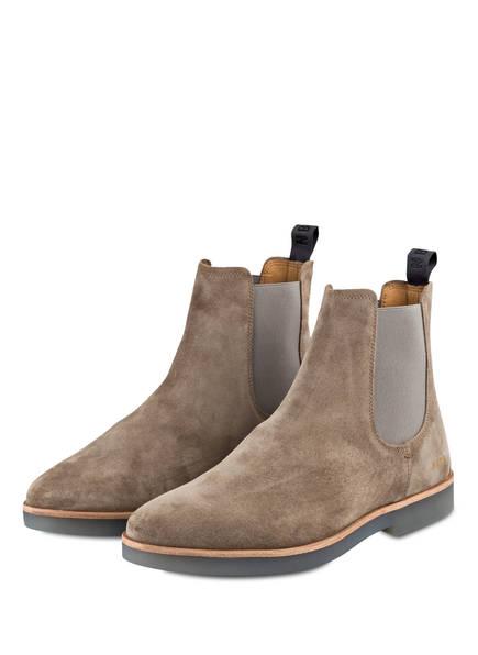NUBIKK Chelsea-Boots, Farbe: TAUPE (Bild 1)