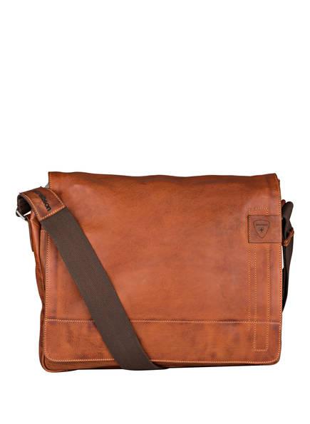strellson Laptop-Tasche UPMINSTER, Farbe: BRAUN (Bild 1)