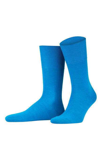 FALKE Socken AIRPORT, Farbe: 6830 TURQUISE (Bild 1)
