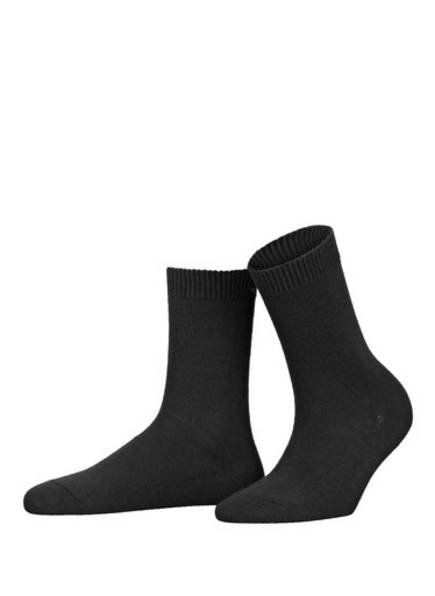FALKE Socken COSY WOOL, Farbe: 3009 BLACK (Bild 1)