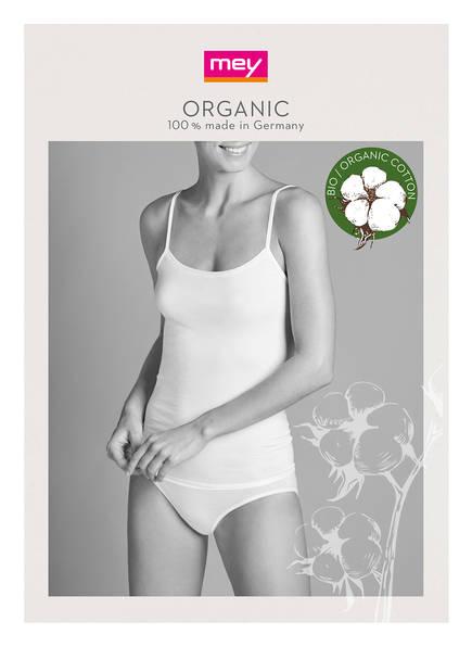 Organic Serie Schwarz Mey top Spaghettiträger UwxEnpqtI