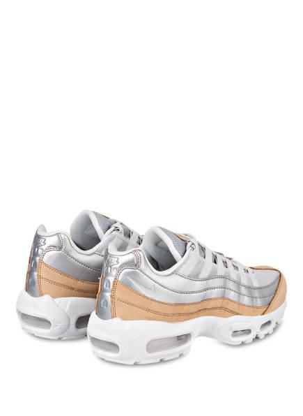 Sneaker AIR MAX  95 SE PREMIUM von Nike   SILBER
