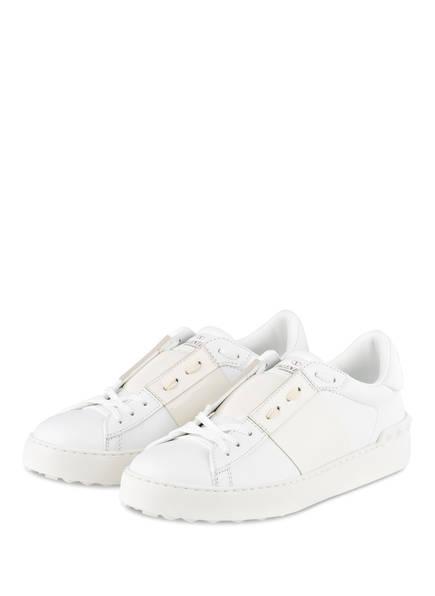 VALENTINO GARAVANI Sneaker OPEN, Farbe: WEISS/ IVORY (Bild 1)