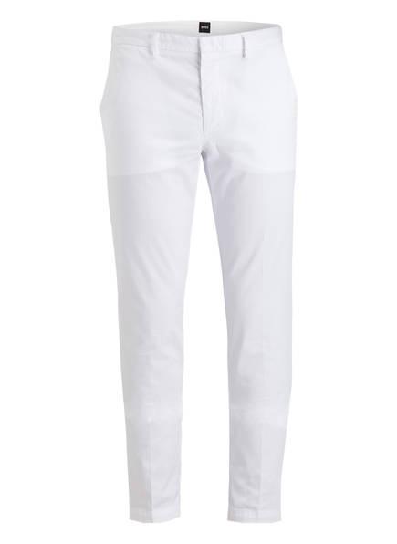 BOSS Chino KAITO3-D Slim Fit, Farbe: WEISS (Bild 1)
