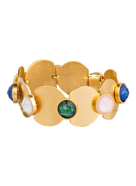 kate spade new york Armband, Farbe: GOLD/ BLAU/ GRÜN (Bild 1)