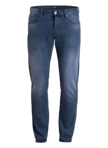 SCOTCH & SODA Jeans RALSTON Regular Slim Fit, Farbe: OE CONCRETE BLUE (Bild 1)