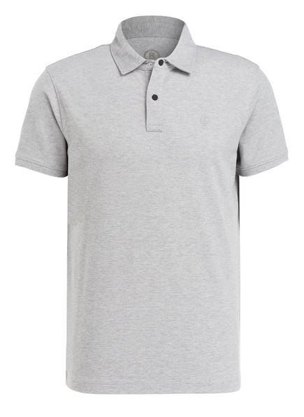 BOGNER Piqué-Poloshirt TIMO, Farbe: GRAU MELIERT (Bild 1)