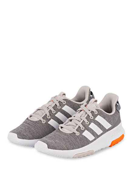 adidas Trainingsschuhe CLOUDFOAM RACER TR, Farbe: GRAU/ WEISS (Bild 1)