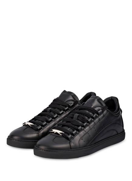 DSQUARED2 Sneaker 551, Farbe: SCHWARZ (Bild 1)