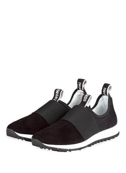 JIMMY CHOO Slip-on-Sneaker OAKLAND, Farbe: SCHWARZ (Bild 1)