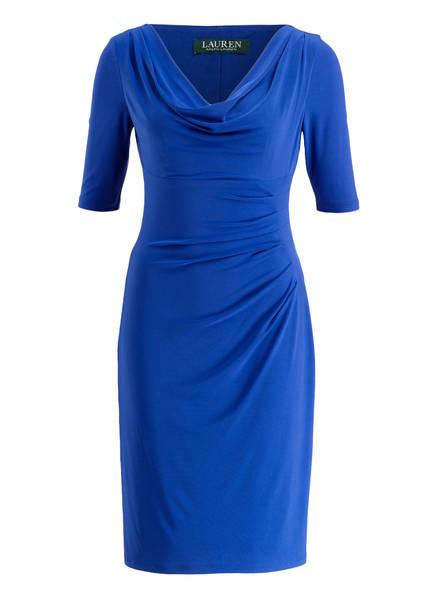 LAUREN RALPH LAUREN Kleid , Farbe: BLAU (Bild 1)
