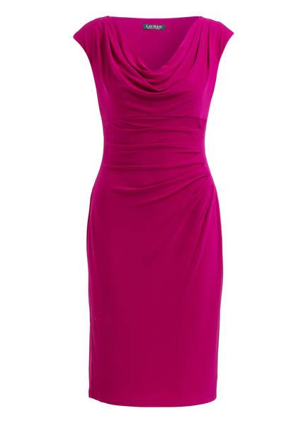 LAUREN RALPH LAUREN Kleid VALLI, Farbe: FUCHSIA (Bild 1)