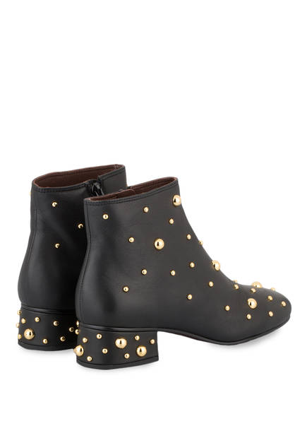 By See Schwarz Stiefeletten Jarvis Chloé BYqSF