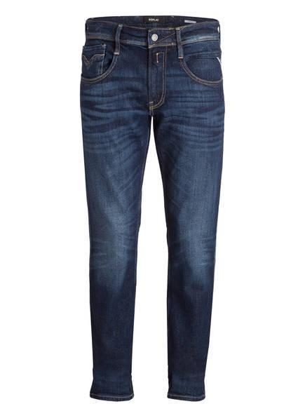 Fit Slim Anbass Replay Jeans Blue 007 qzwH7Hx