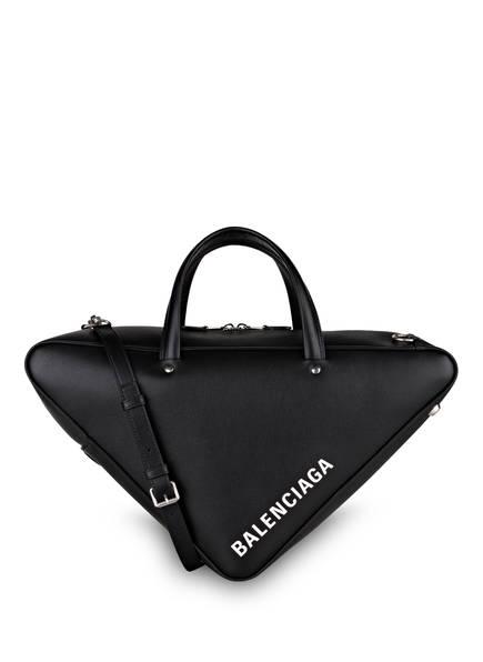 BALENCIAGA Handtasche TRIANGLE DUFFLE M, Farbe: SCHWARZ (Bild 1)