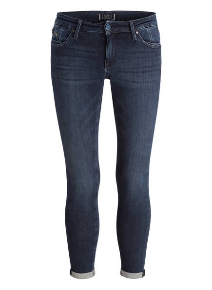 mavi Skinny-Jeans LEXY, Farbe: DARK BLUE (Bild 1)