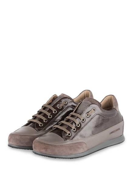 Candice Cooper Sneaker ROCK, Farbe: TAUPE (Bild 1)