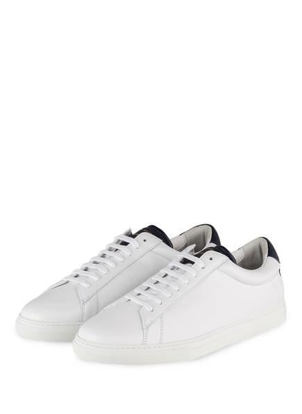 ZESPÀ, AIX-EN-PROVENCE Sneaker, Farbe: WEISS (Bild 1)