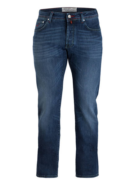 JACOB COHEN Jeans PB688 Slim Fit, Farbe: 003 MID BLUE WASH (Bild 1)